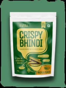 crispy bhindi masala